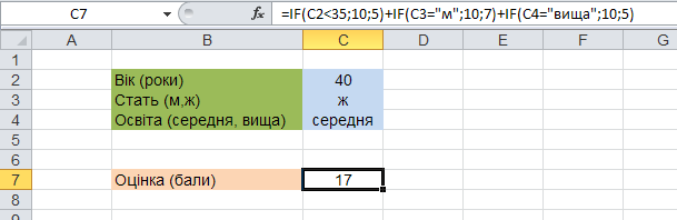 How to hide a formula in the cell